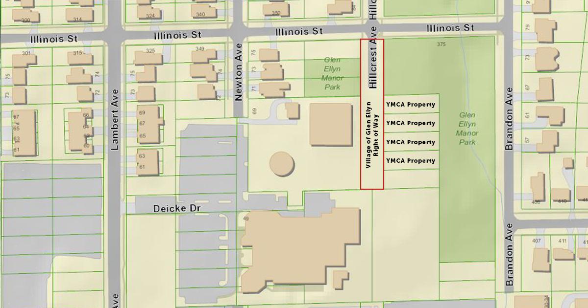 Glen Ellen Illinois Map.Glen Ellyn Park District Established In 1919 Glen Ellyn Illinois