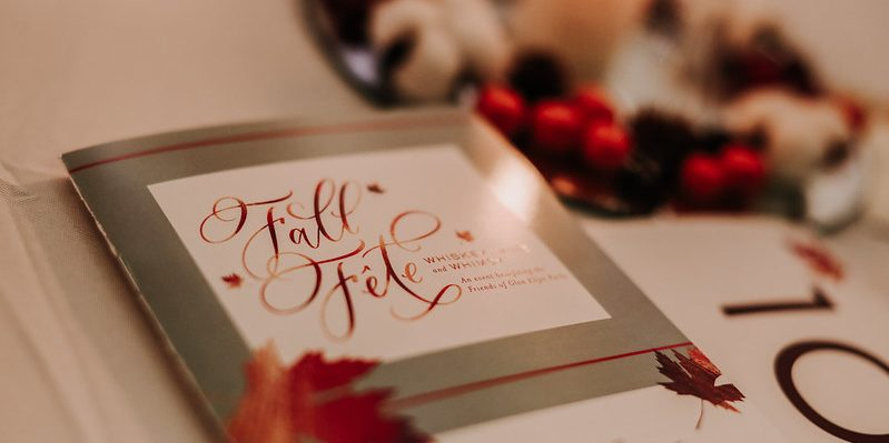 Fall Fete: Whiskey, Wine and Whimsy